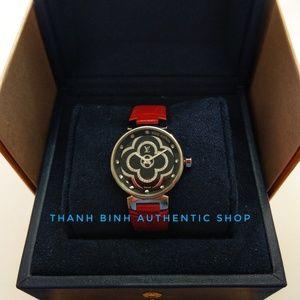 Louis Vuitton Moon Divine watch 28mm with receipt